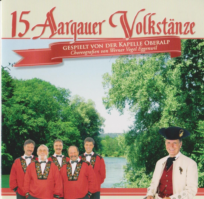 15 Aargauer Volkstänze