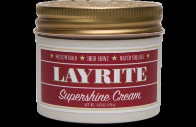 LAYRITE SUPERSHINE CREAM - 4.25 OZ