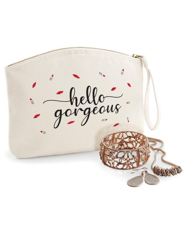Kozmetička torbica Hello Gorgeous