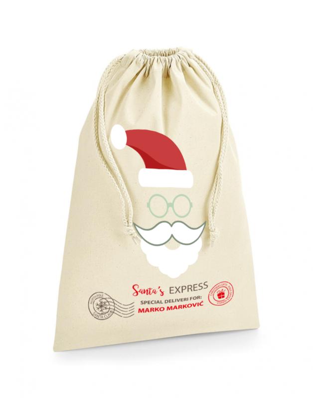Vreća za poklone Santa express