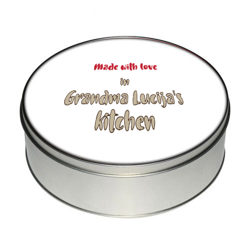 Kutija Grandma's Kitchen