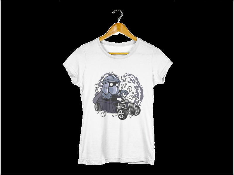 Majica Trooper Racer