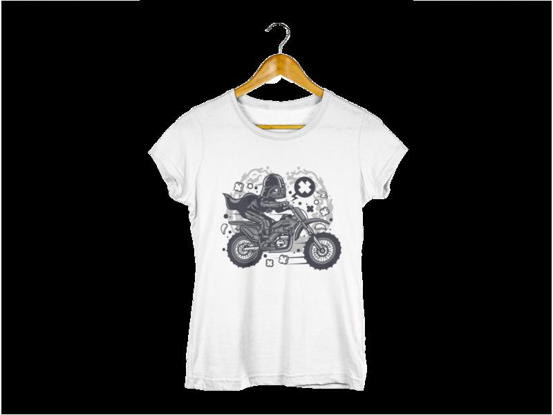 Majica Biker Vader