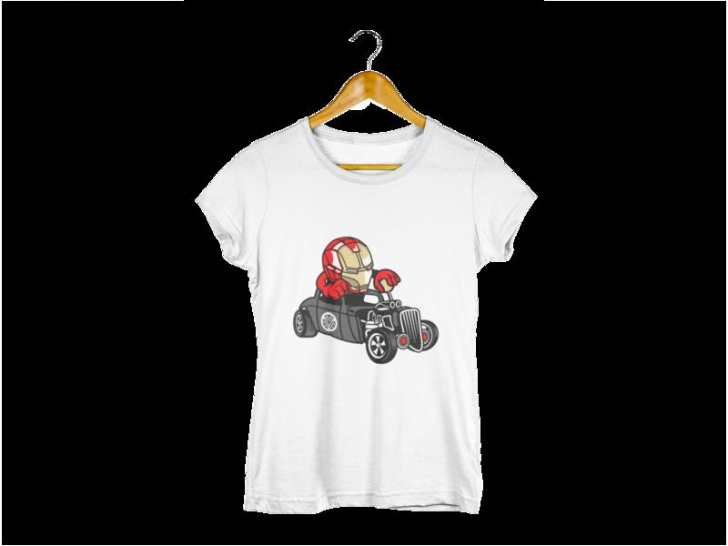 Majica Iron man