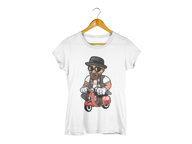 Majica Breaking Biker