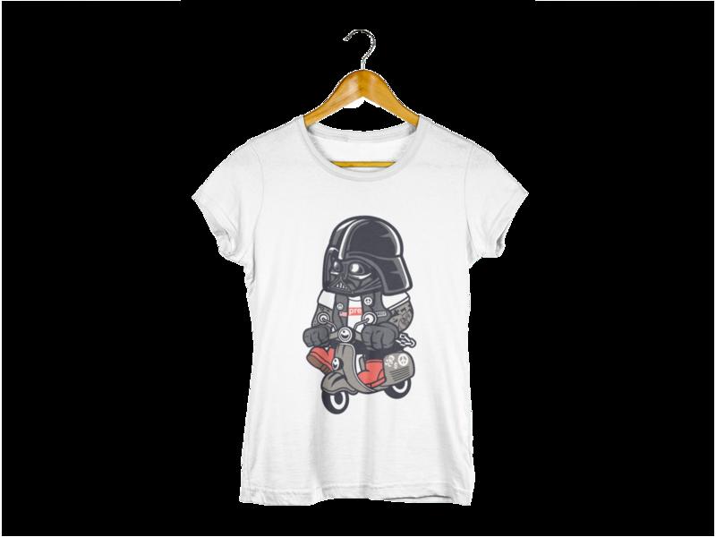 Majica Vader Biker