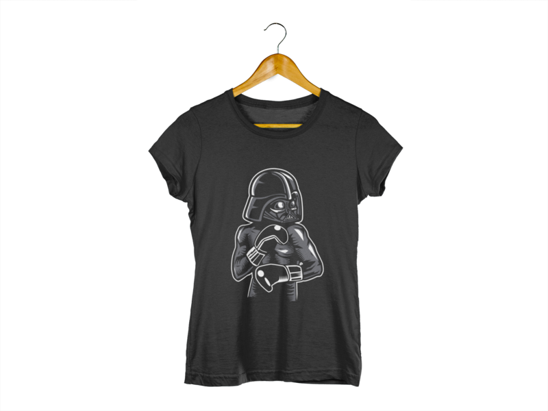 Majica Vader Boxer