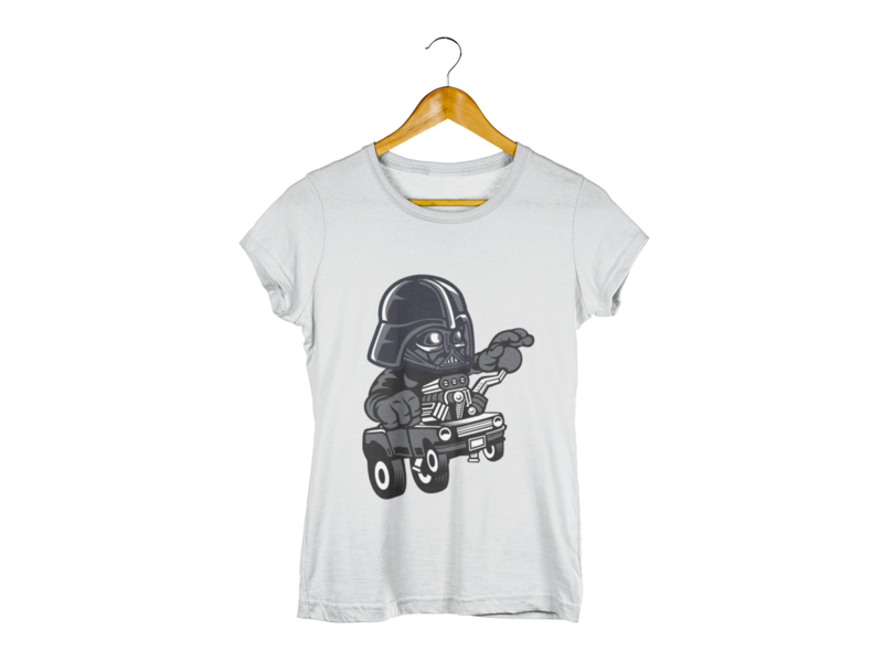 Majica Vader Driver