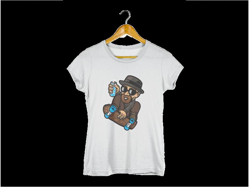 Majica Breaking Skater