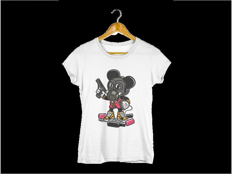 Majica Mickey Rober