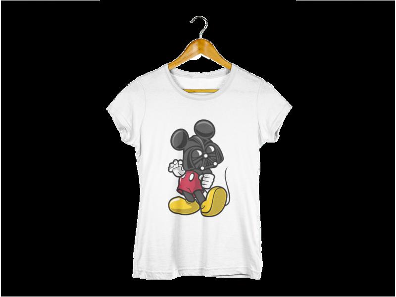 Majica Mickey Vader