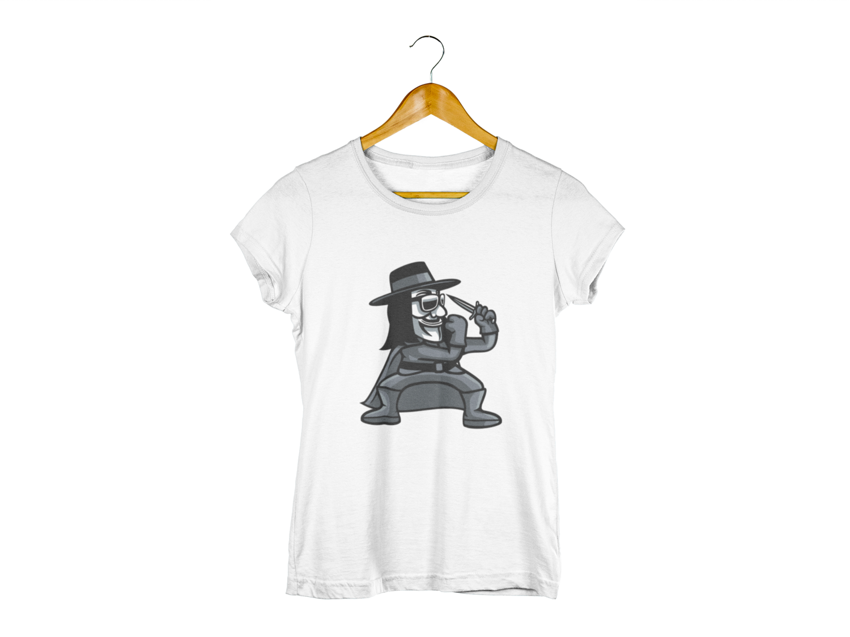 Majica Vandetta