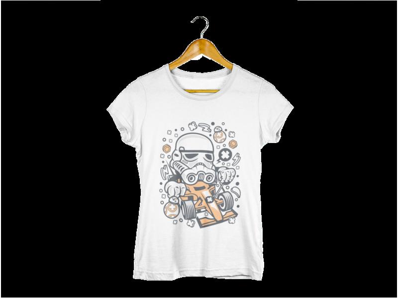 Majica Trooper Rider
