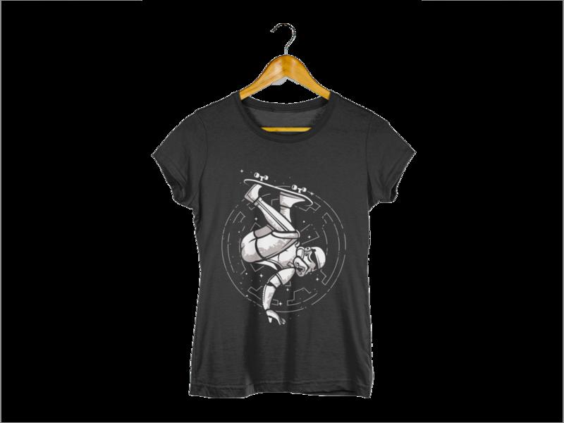 Majica Space Trooper