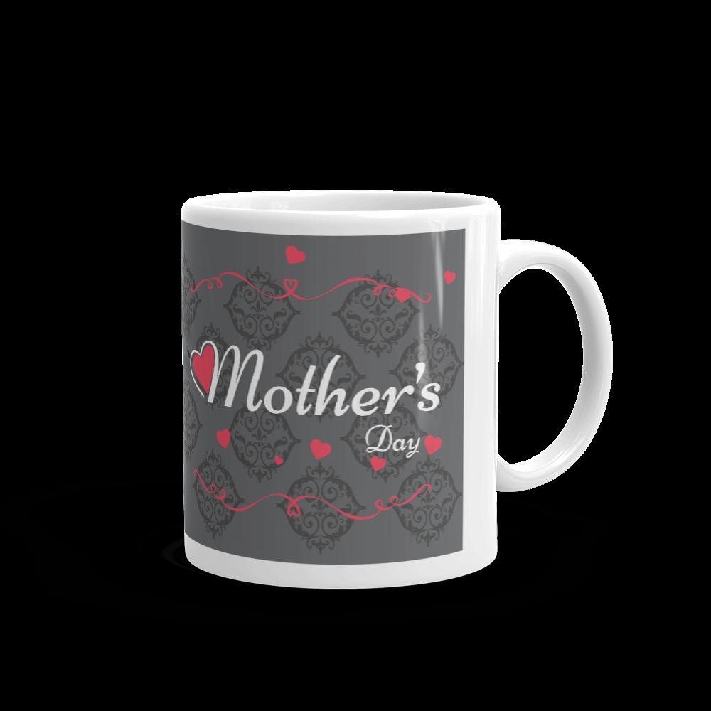 Šalica za majčin dan elegantna