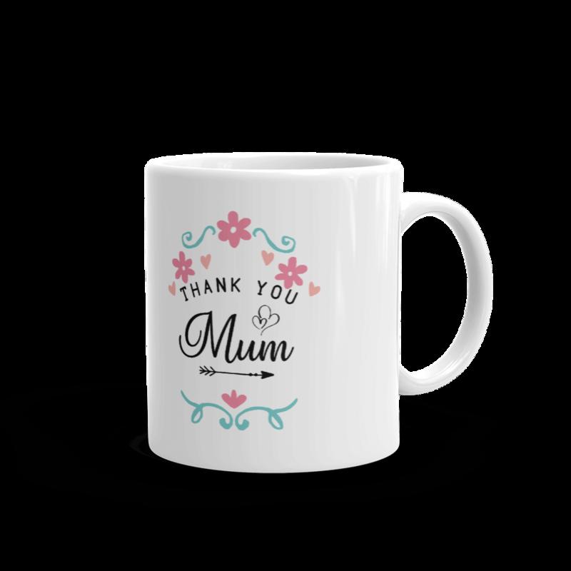 Šalica Thank you za mame