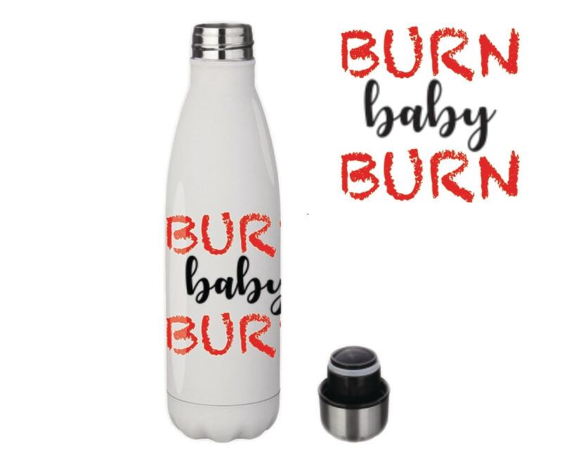 Boca za vodu Burn baby