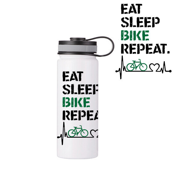 Termosica Eat Sleep Bike Repeat