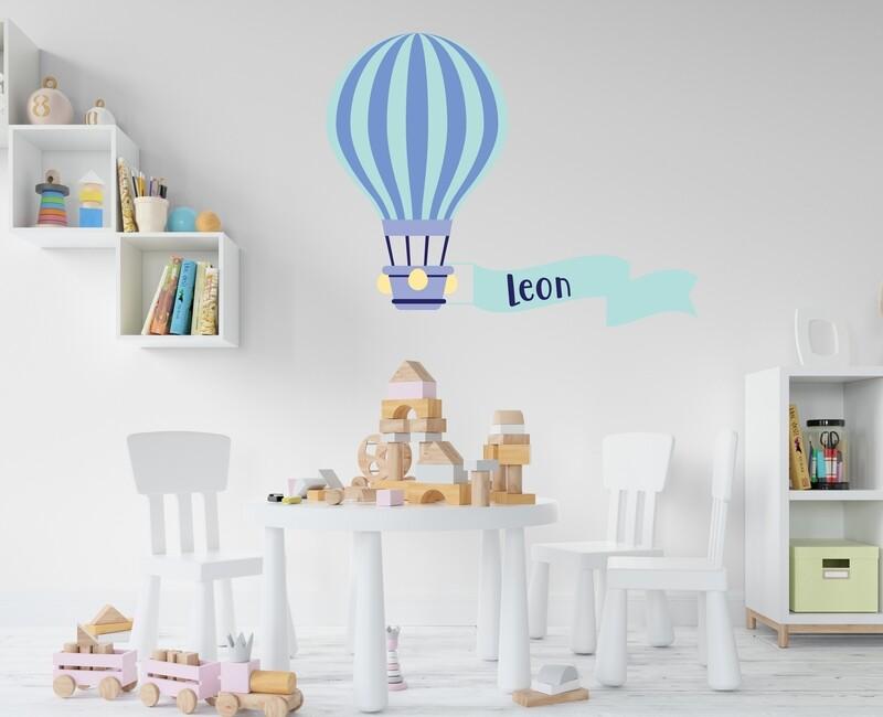 Air balon s imenom