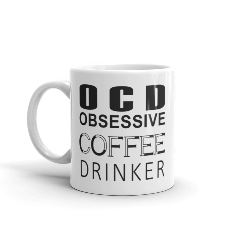 Obsessive coffee drinker