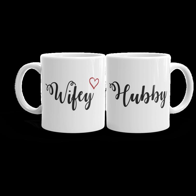 Wifey & Hubby