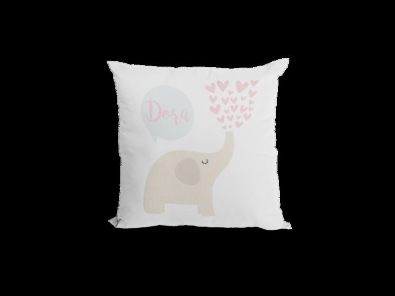 Dječji jastuk slonić