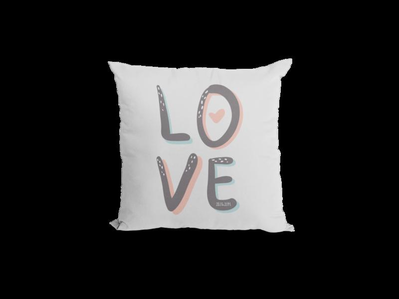 Jastuk love