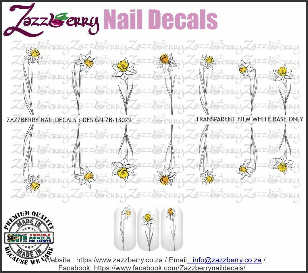 Daffodils Hand drawn