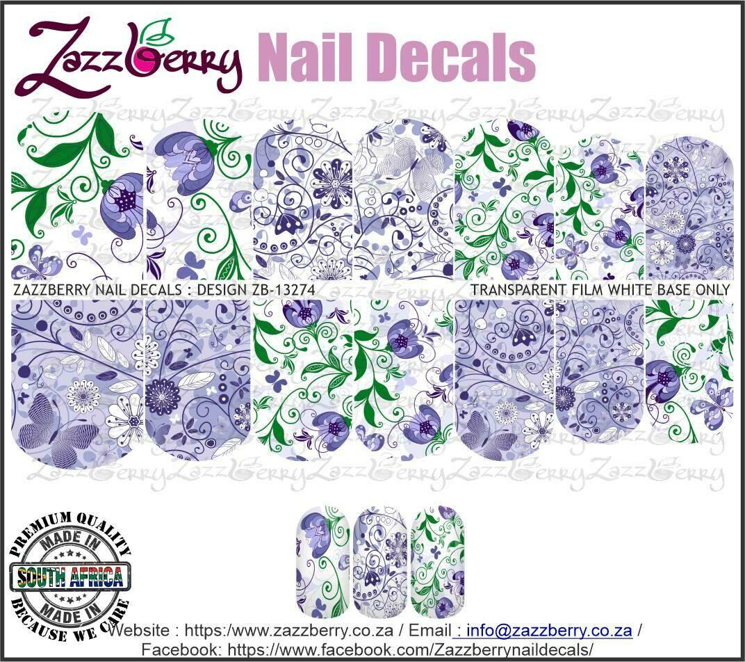Purplish Floral Mix