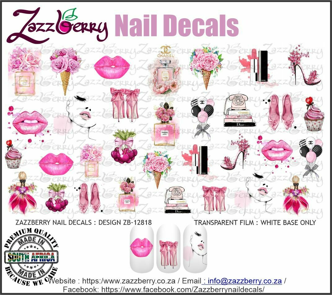 Pink Girly Things