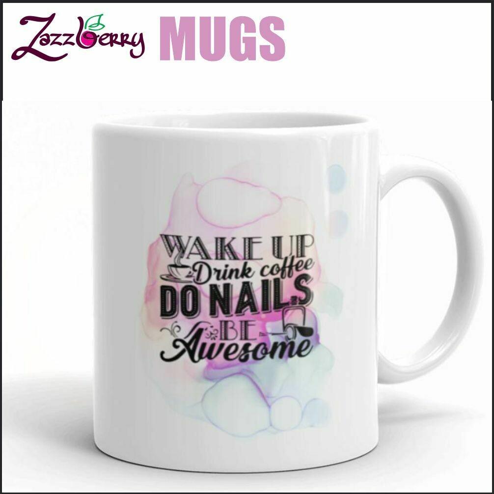 Wake Up Drink Coffee