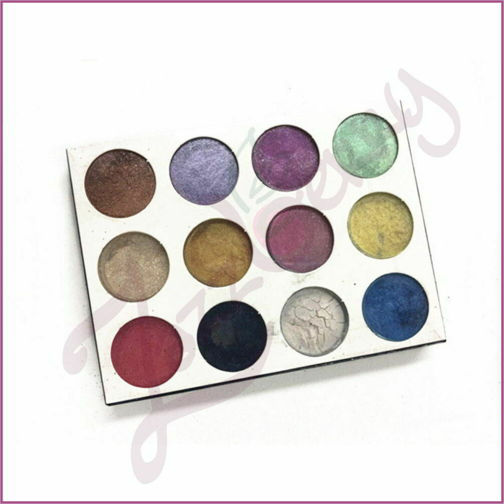 Chrome Powder - 12pcs