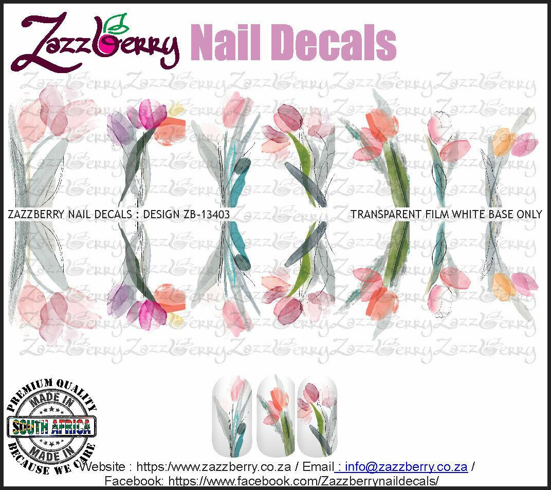 Delicate Watercolor Tulips
