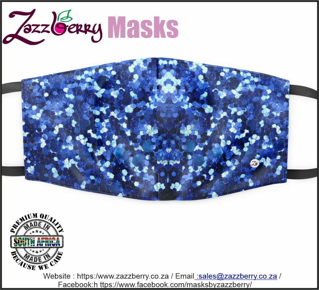 Blue Glitter ?