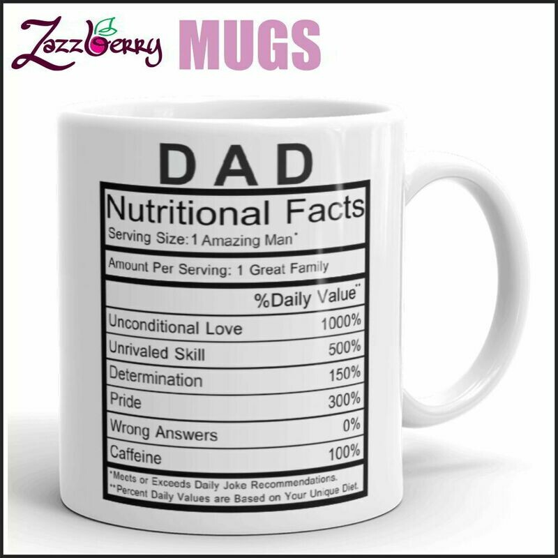 Dad Nutritional Facts