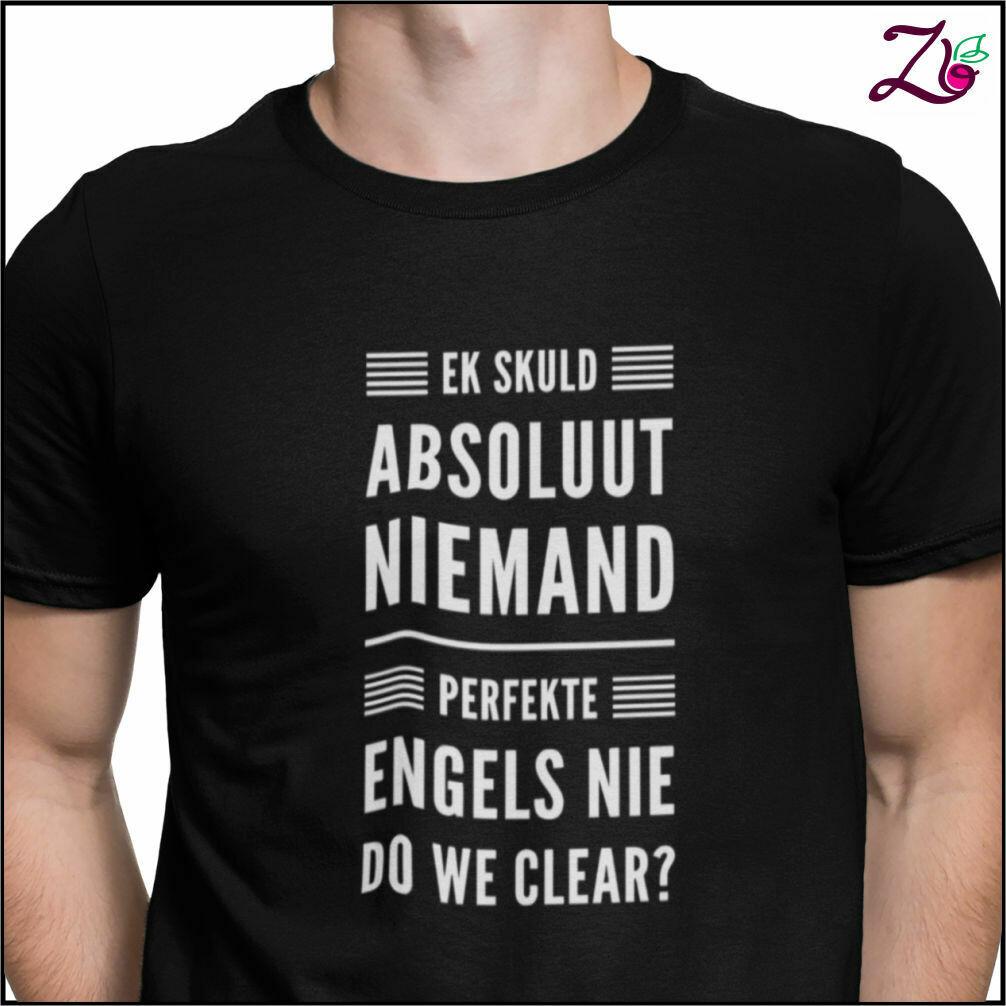 Perfekte Engels