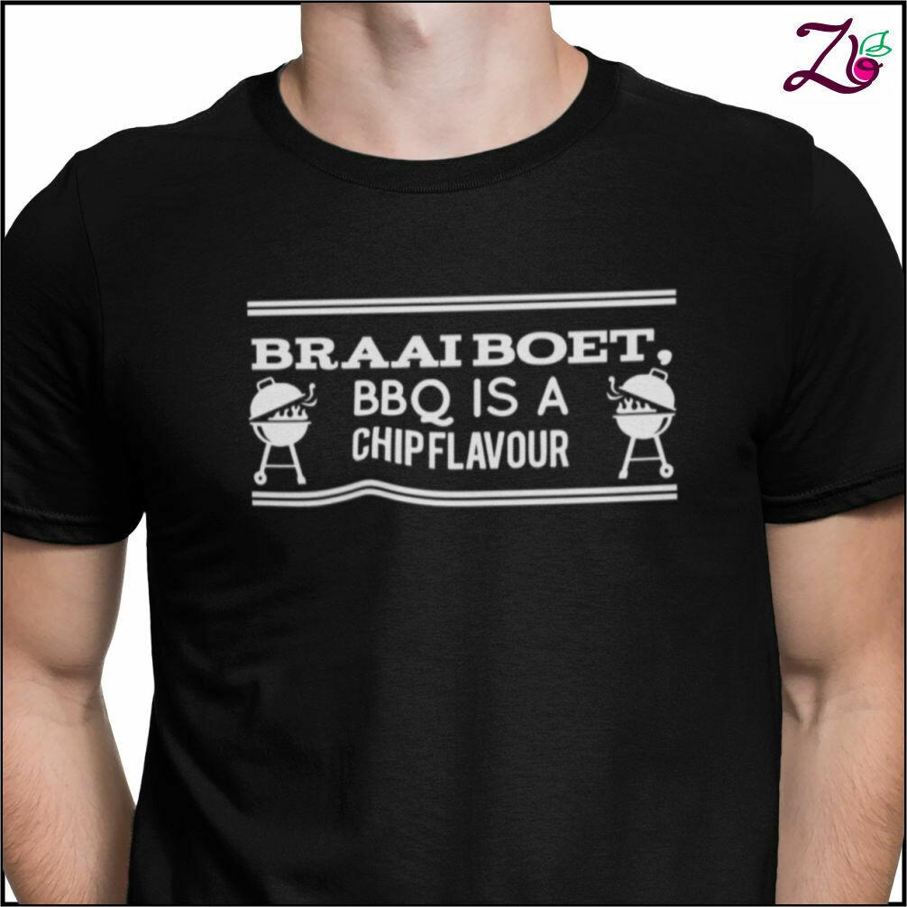Braai Boet, BBQ is 'n Chip Flavour