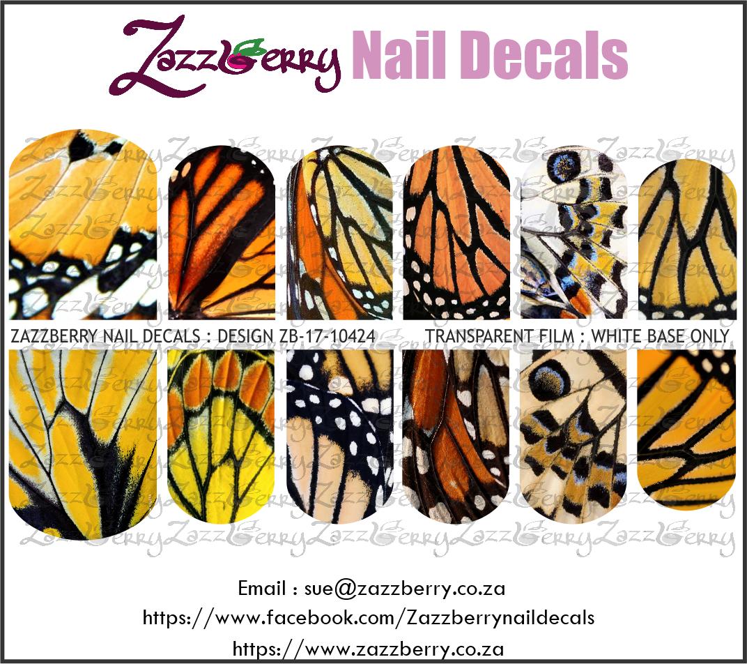 Butterfly Wings Yellows / Orange