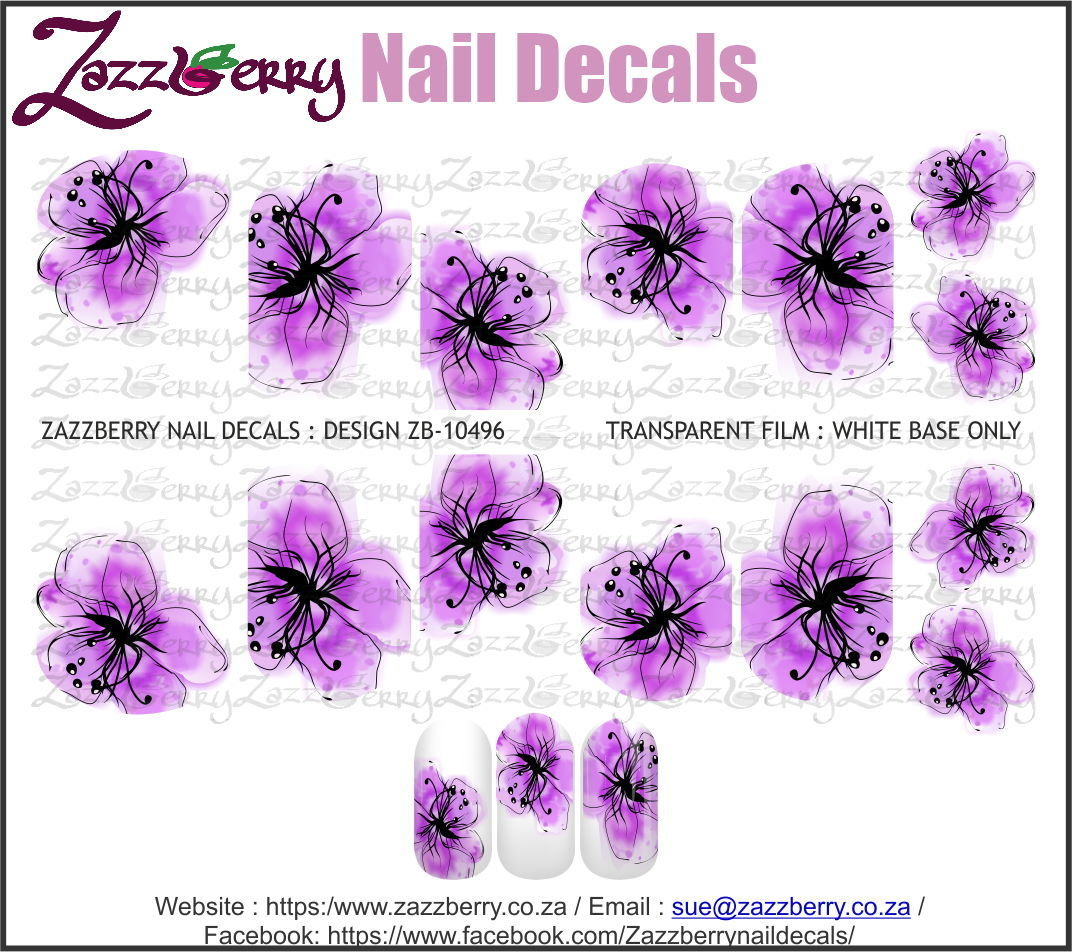 Spring Flower Purple