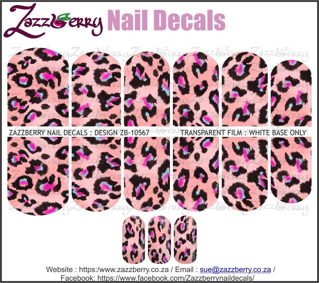 Animal Print Pink