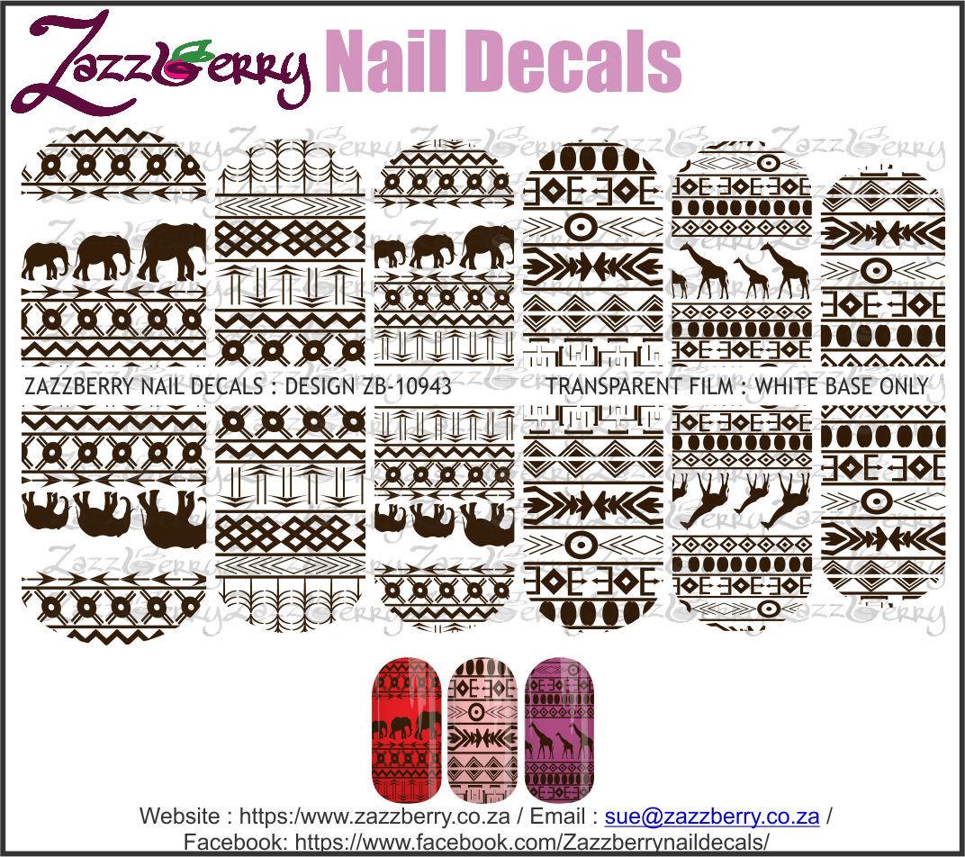 African Animal Pattern