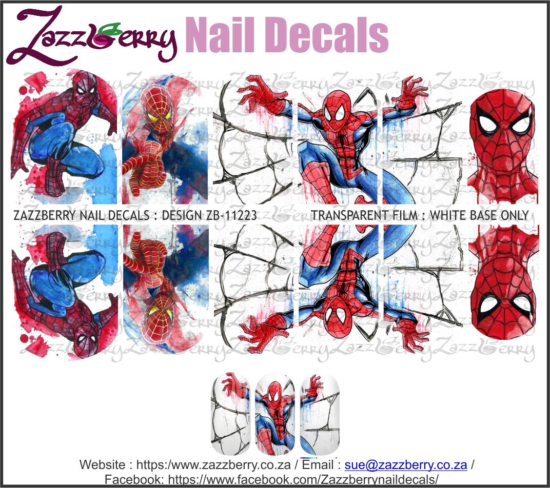 Spiderman Water Color