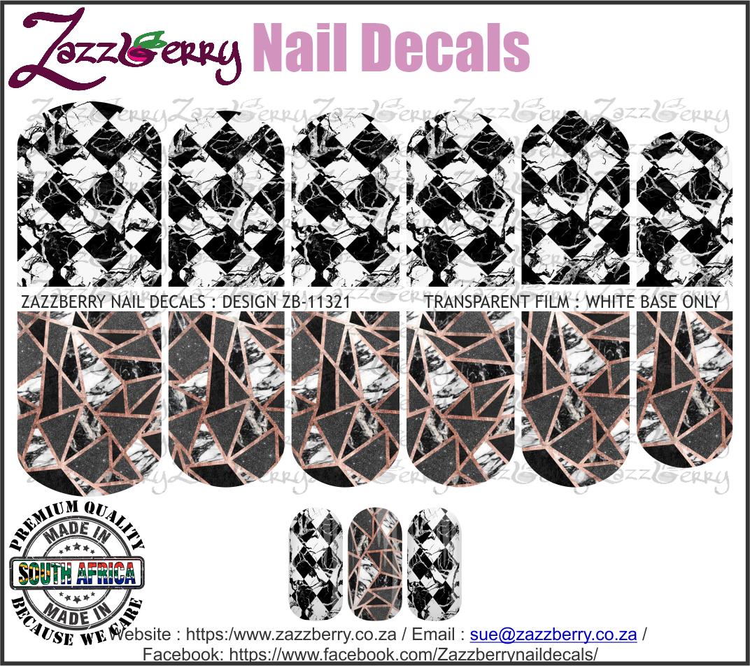 Checkered Marble Design