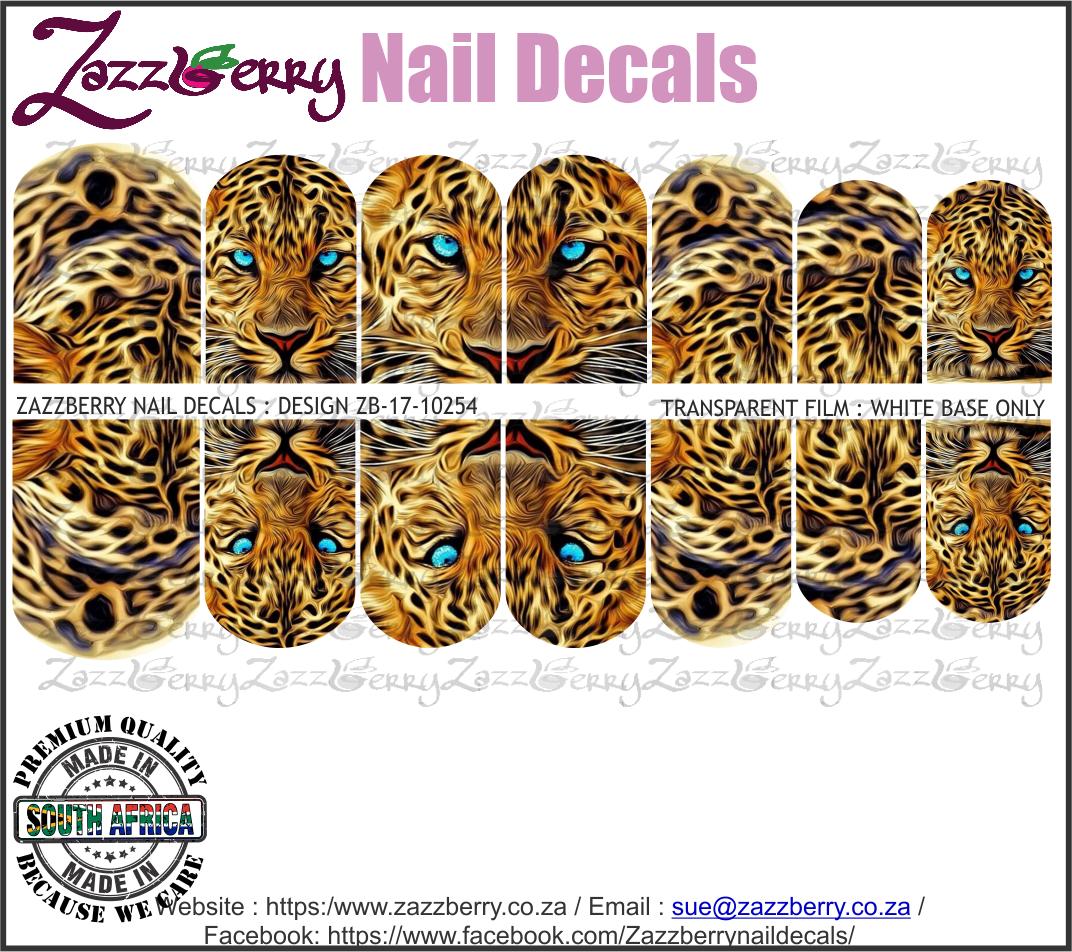 Leopard's Eyes