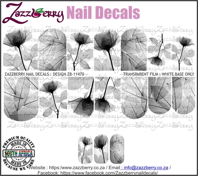 Pressed Flowers Monochrome II