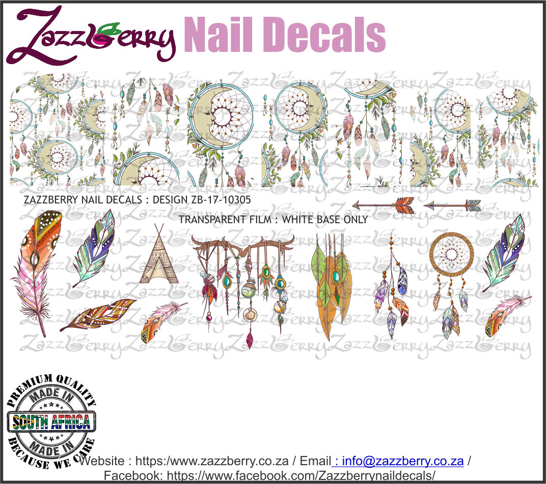 Dream Catchers and Feathers