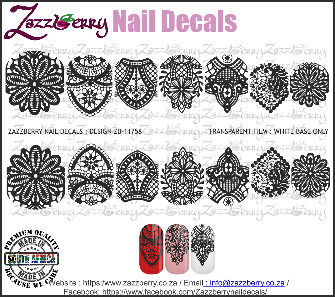 Lace Design Elements