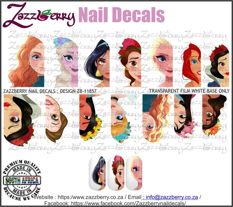 Disney Princesses Faces