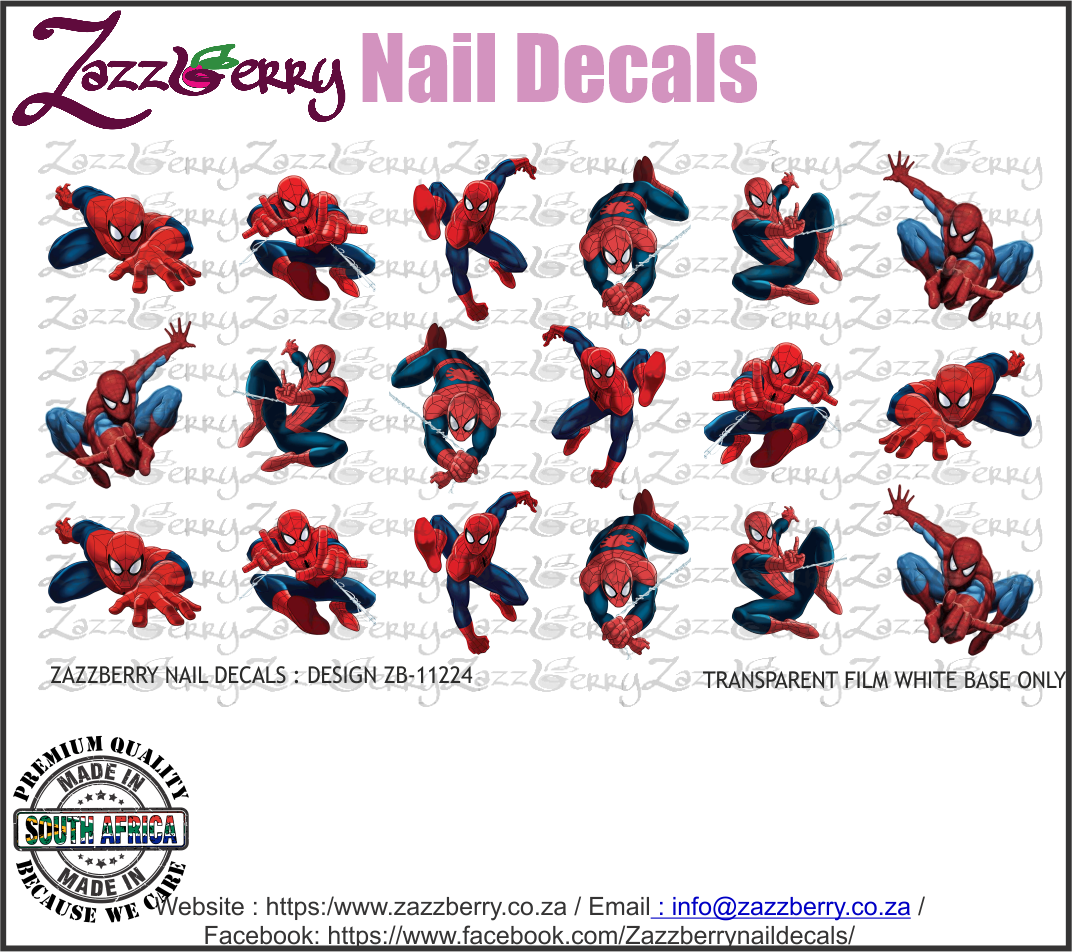 Spiderman Singles