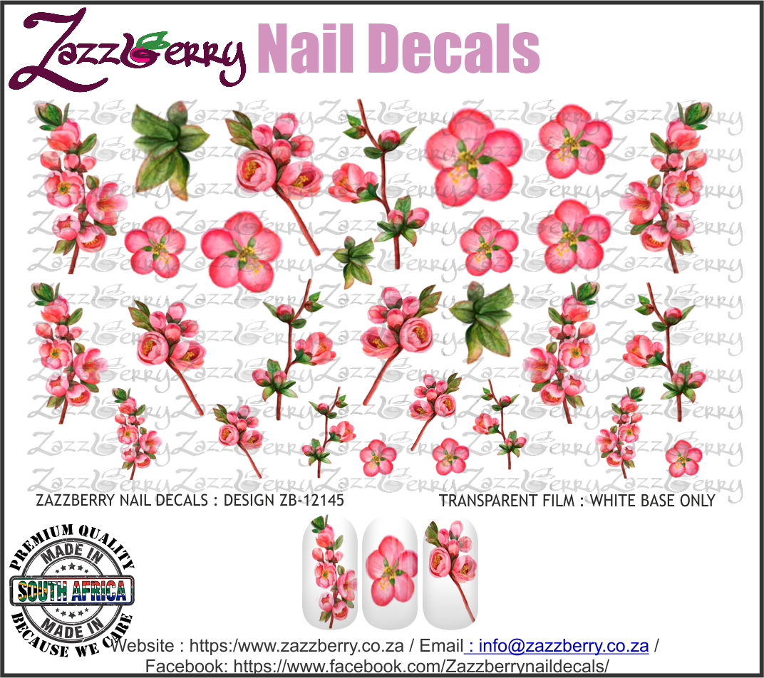 Cherry Blossoms Singles